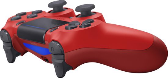 mua game phụ kiện Tay cam PS4 DualShock 4 Magma Red