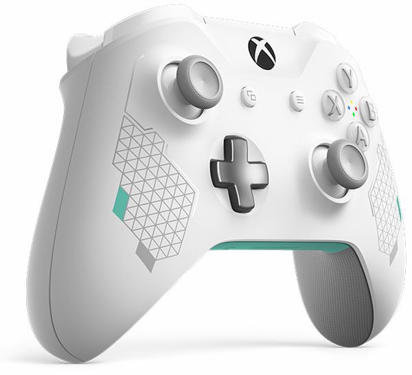 mua game phụ kiện Tay Xbox One S X wireless Sport White