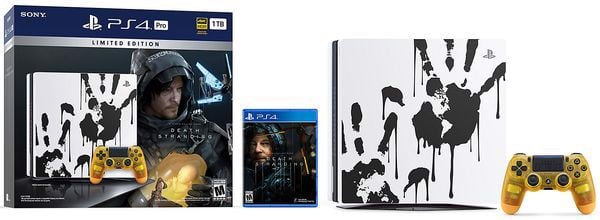 mua game PlayStation 4 Pro Death Stranding Limited Edition giá rẻ