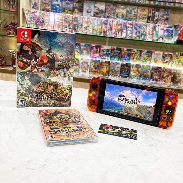 gameplay Sakuna Of Rice and Ruin