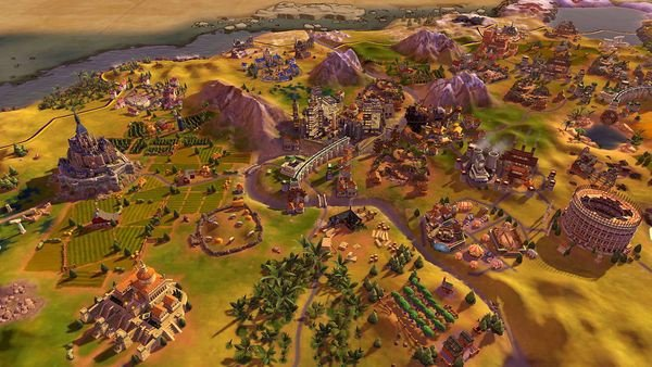 mua game Sid Meiers Civilization VI Nintendo Switch giá rẻ