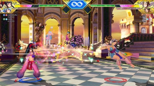 mua game SNK Heroines Tag Team Frenzy Nintendo Switch