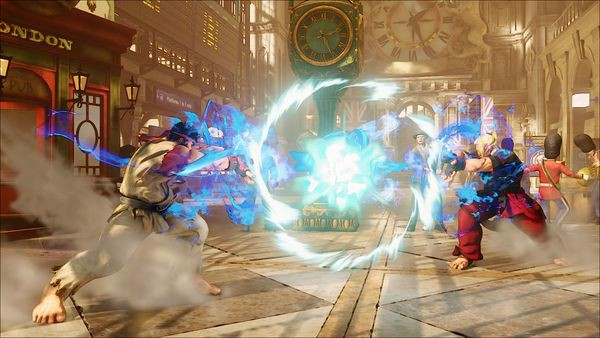mua game Street Fighter V Champion Edition PS4 giá rẻ