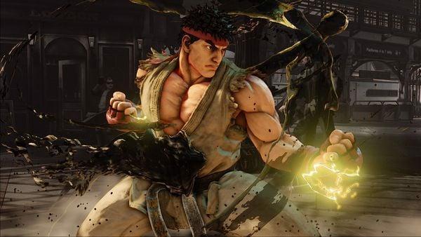 mua game Street Fighter V Champion Edition PS4 ở Việt Nam