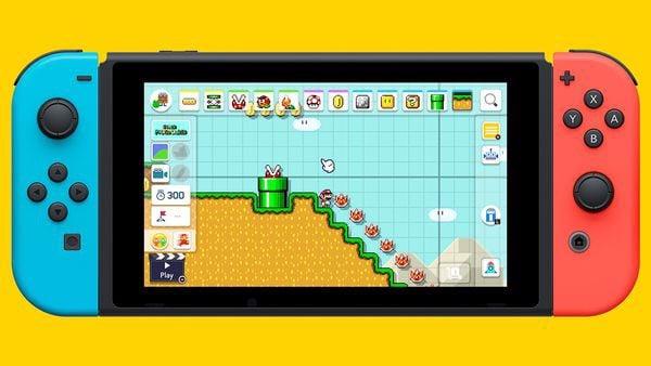 mua game Super Mario Maker 2 Nintendo Switch giá rẻ