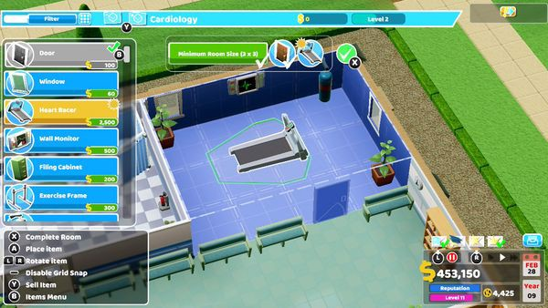 mua game Two Point Hospital Nintendo Switch ở Việt Nam