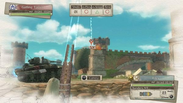 mua game Valkyria Chronicles 4 cho Nintendo Switch