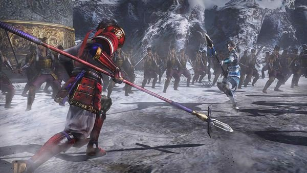mua game Warriors Orochi 4 cho Nintendo Switch
