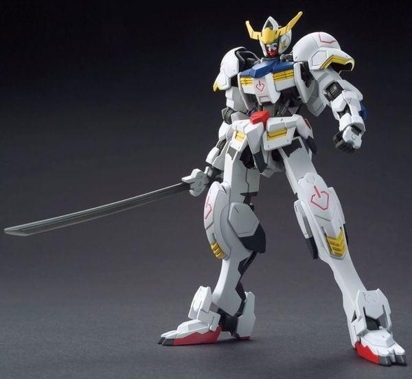 mua Gundam Barbatos Long Distance Transport Booster Kutan Type-III HGIBO giá rẻ