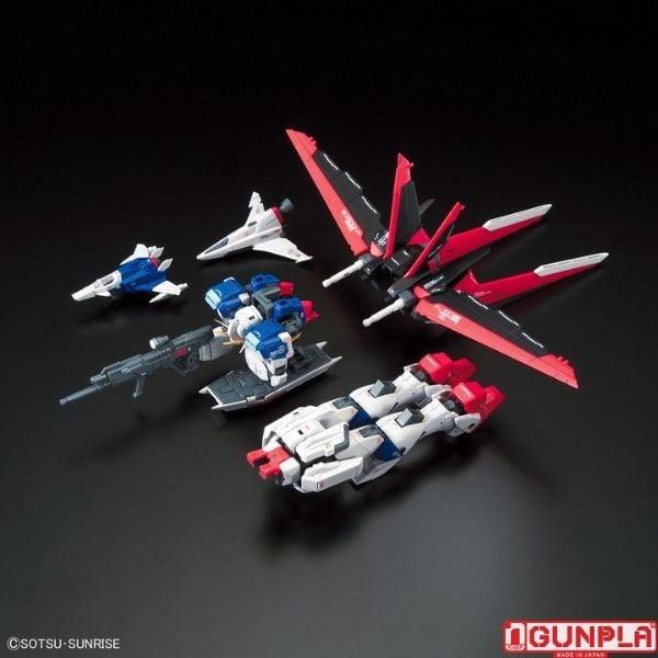 Mua mô hình Gundam Force Impulse Gundam (RG) chính hãng Bandai giá rẻ