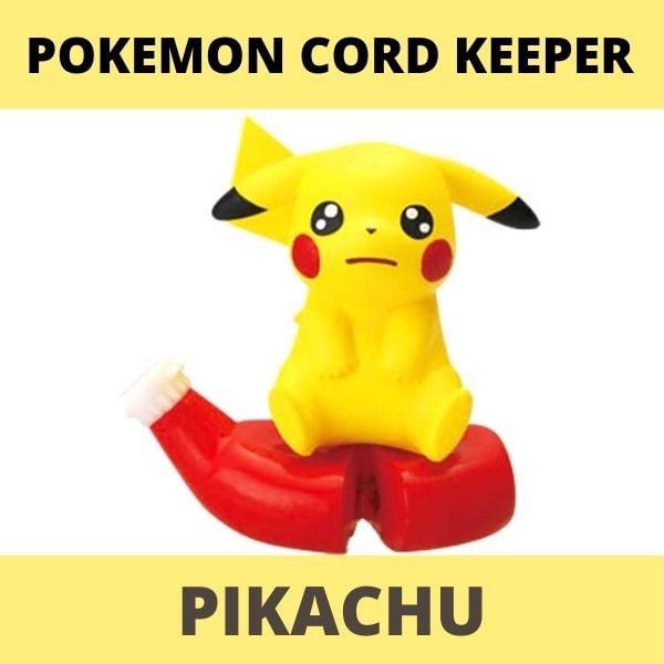 Mua mô hình Pokemon Cord Keeper 3 Tsunagete Pokemon Pikachu