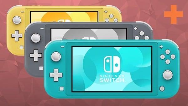 mua Nintendo Switch Lite vì đẹp