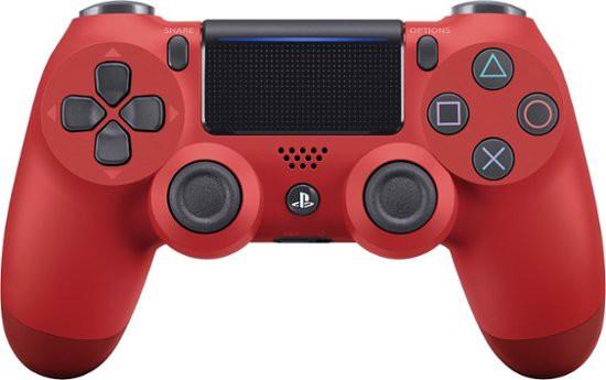 mua phụ kiện game Tay cầm PS4 DualShock 4 Magma Red giá rẻ