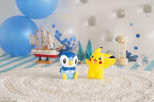 Mua Pokemon Piplup - Pokemon Plamo Collection Quick