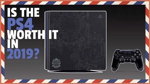 mua PS4 2019 có đáng giá