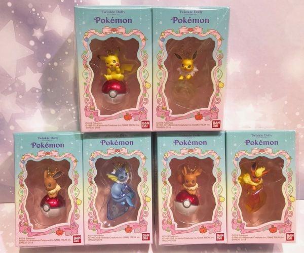 mua Twinkle Dolly Pokemon tại Việt Nam