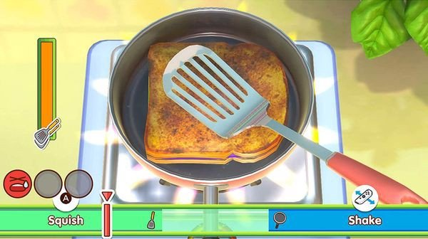 muagame Cooking Mama Cookstar Nintendo Switch ở Việt Nam