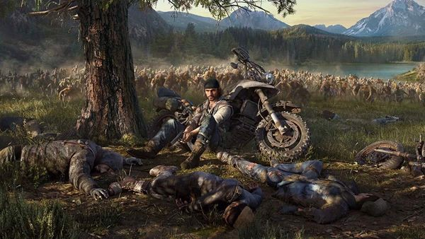 muagame Days Gone cho PS4 tại Việt Nam