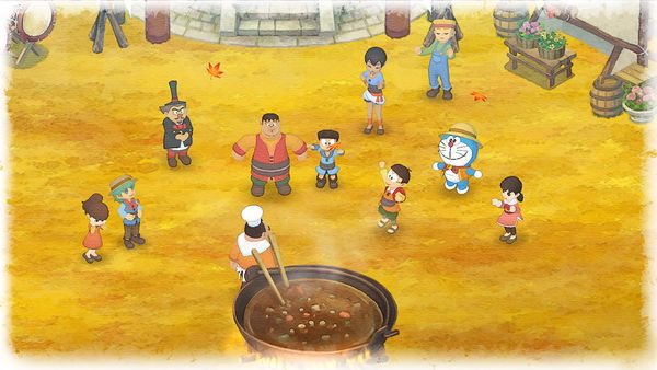 muagame Doraemon Story of Seasons cho Nintendo Switch tại Việt Nam