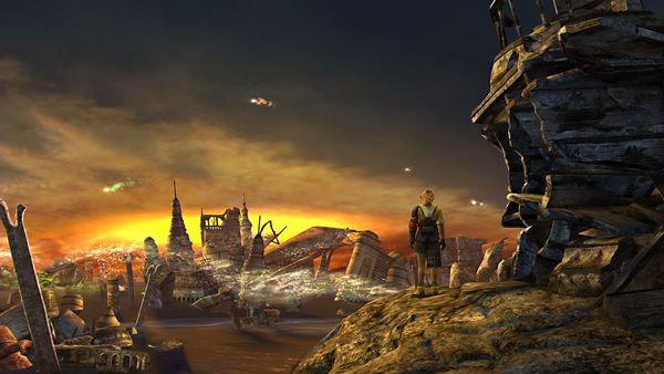 muagame game Final Fantasy X X-2 HD Remaster cho Nintendo Switch giá rẻ