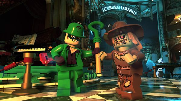 muagame nintendo switch Lego DC Super-Villains