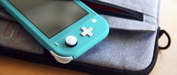 muagame Nintendo Switch Lite Turquoise chất lượng