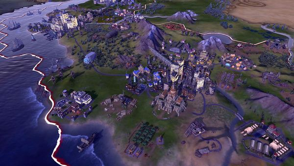 muagame Sid Meiers Civilization VI Nintendo Switch