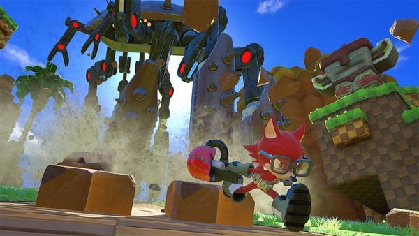 muagame Sonic Forces Nintendo Switch ở Việt Nam