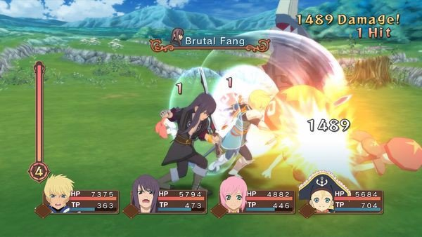 muagame Tales of Vesperia Definitive Edition Nintendo Switch