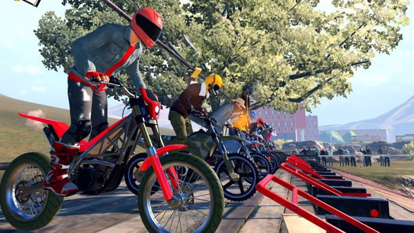 muagame Trials Rising Gold Edition Nintendo Switch tại Việt Nam