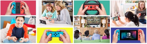 Multiplayer trên Nintendo Switch
