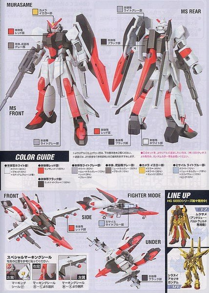 MURASAME PRODUCTION TYPE HG  1144 nshop