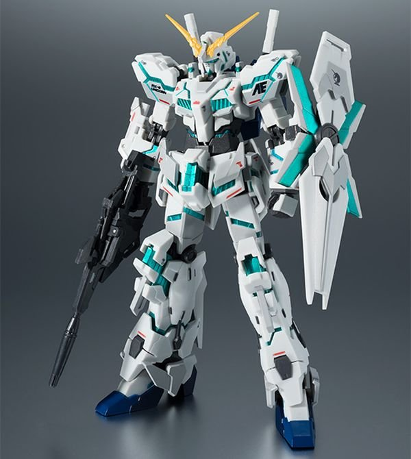 shop mô hình bán Unicorn Gundam Awakening Real Marking Ver Robot Spirits Side MS R235