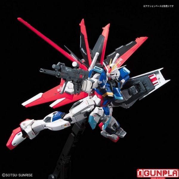 Mua mô hình Gundam Force Impulse Gundam (RG) chính hãng Bandai cửa hàng Gundam nShop