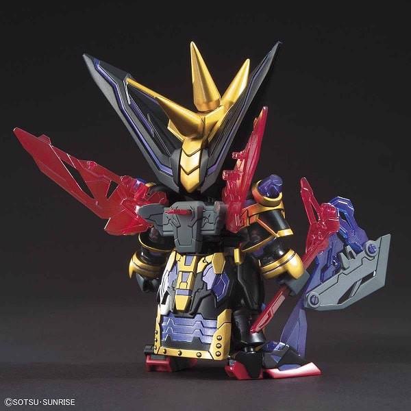 Mua Mô hình SD Gundam Tam Quốc Dian Wei Master Gundam Điển Vi Sangoku Soketsuden giá rẻ