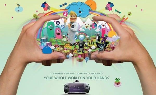 nên mua PSP 3000 trong năm nay không