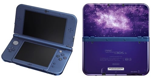 New 3DS XL Galaxy Style giá rẻ