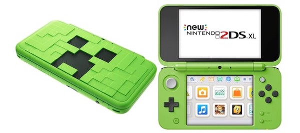new 2ds ll minecraft