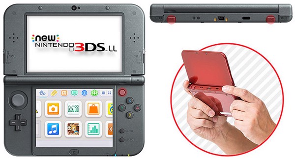 NEW NINTENDO 3DS LL SECOND HAND