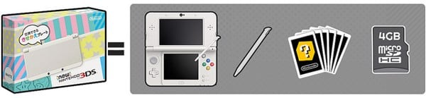 New Nintendo 3DS White Second hand