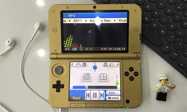 Listen to MP3 on 2DS and 3DS