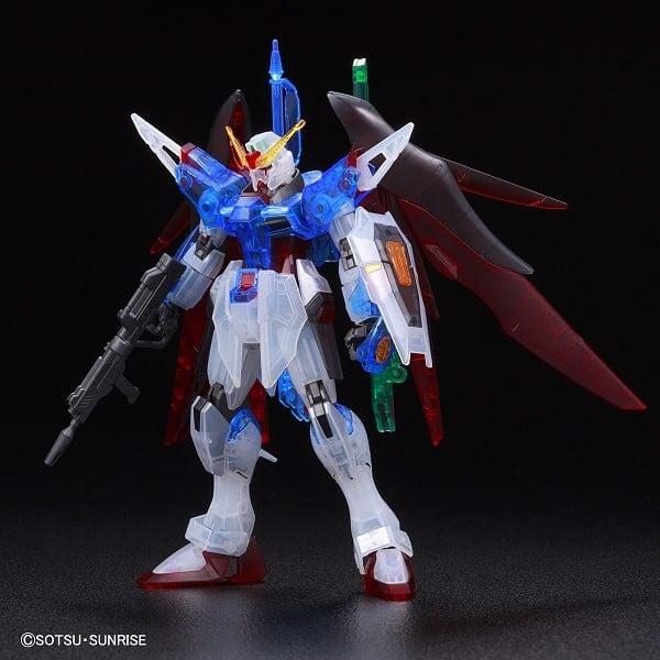 Mô hình Event Gundam Limited DESTINY GUNDAM [CLEAR COLOR] chính hãng Bandai