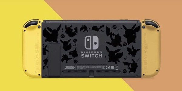 Máy Nintendo Switch Limited Pokémon