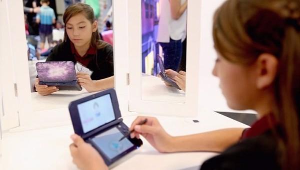 Nintendo 3DS bị Nintendo Switch Mini thay thế