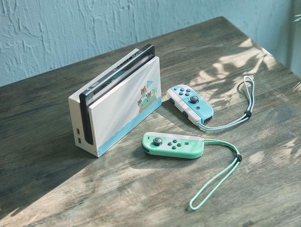 Nintendo Switch Animal Crossing New Horizons Special Edition sửa chữa