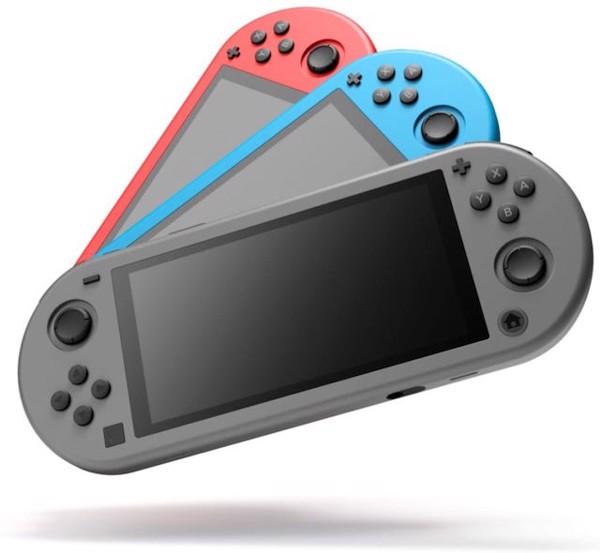 Nintendo Switch với thiết kế PS Vita