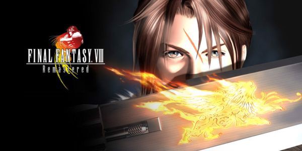 Nintendo Switch Final Fantasy 8 Remastered