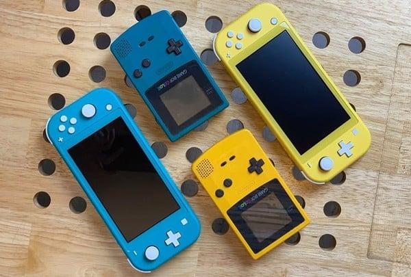 Nintendo Switch Lite gameboy thế hệ mới