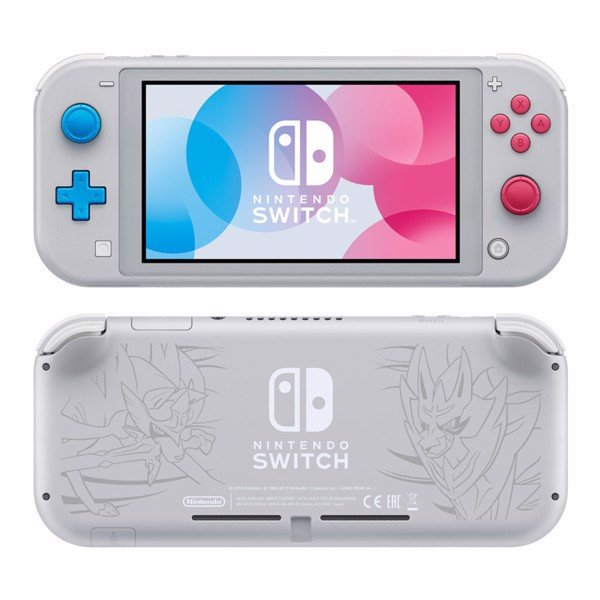 máy switch lite pokemon