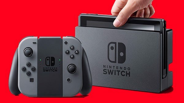 game shop bán Nintendo Switch New Version Gray pin lâu hơn chip mới